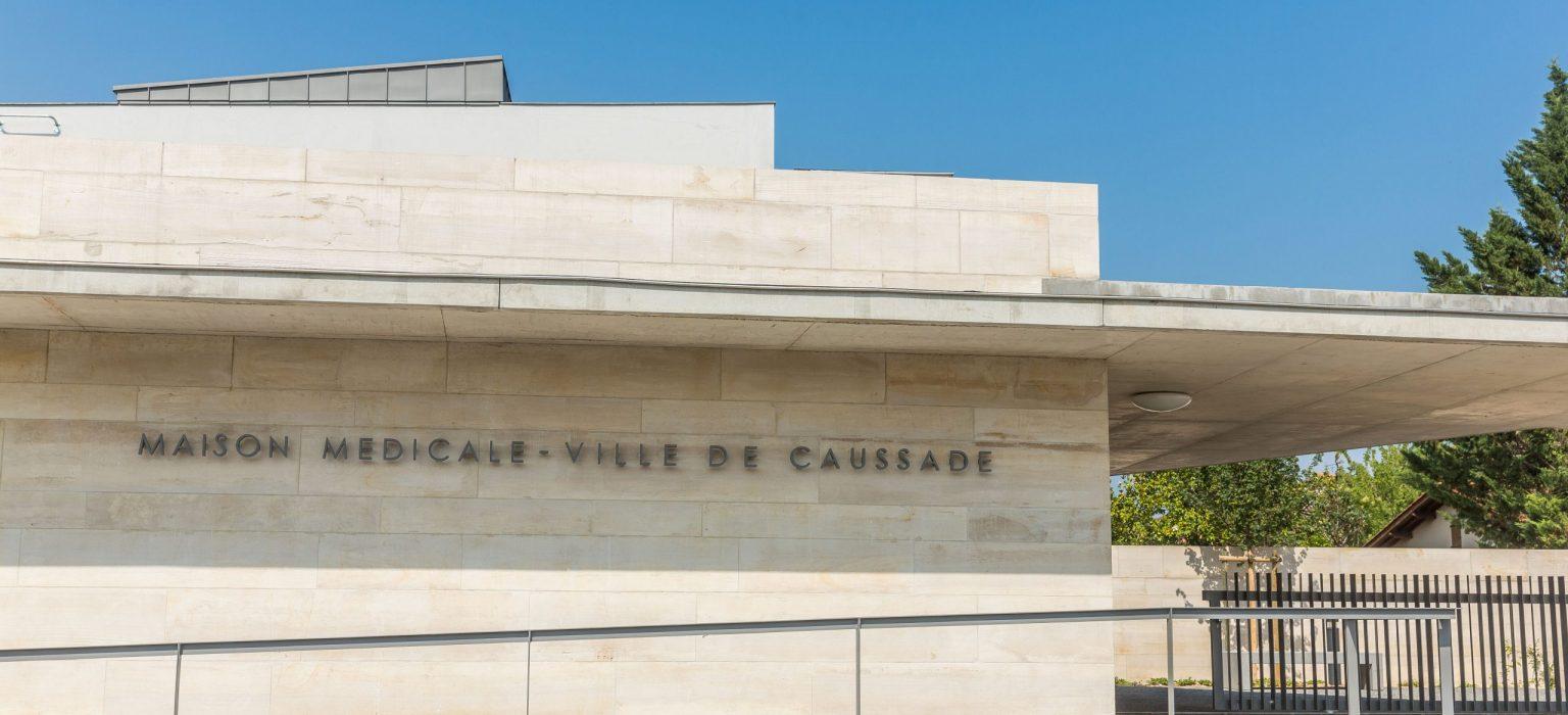 Caussade-maison-medicale